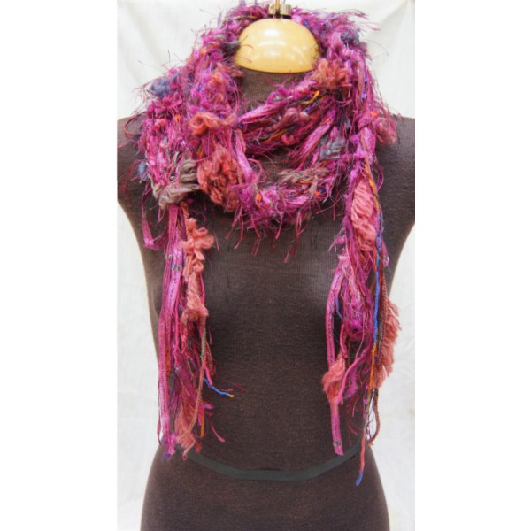Hand Made Woman's Scarf