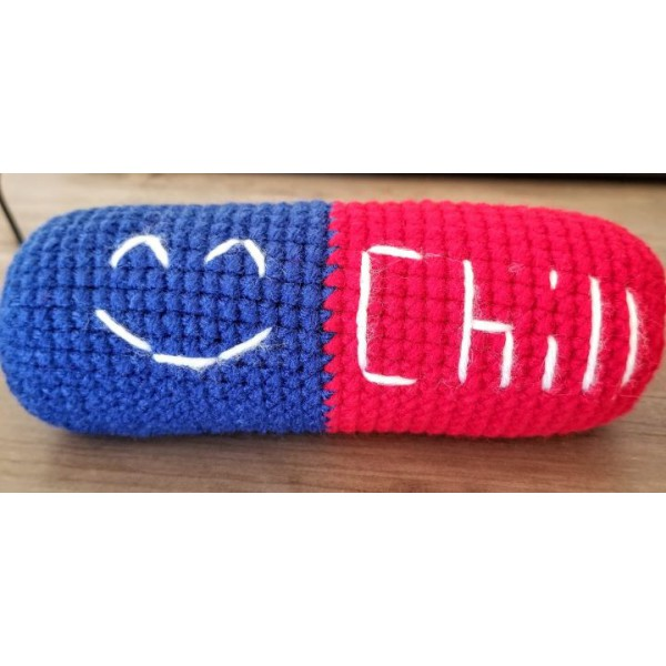 Red/Blue Chill Pill