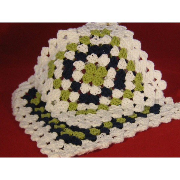 Granny Square Hot Pads