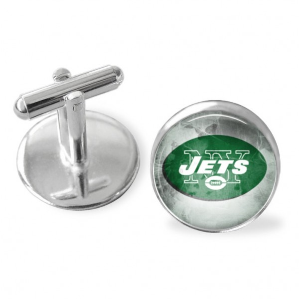 New York Jets cuff links, Jets accessories, NY Jets , men's , NFL,sporty gift, gifts for guys