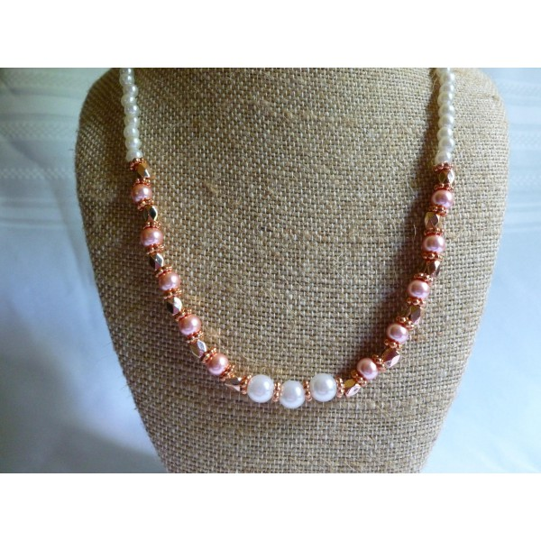 Rose Gold Classic Necklace