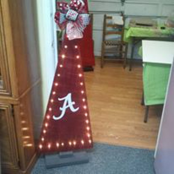 Alabama Christmas Tree