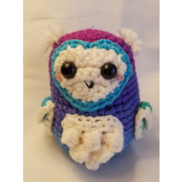 Multicolored Loveby Owl