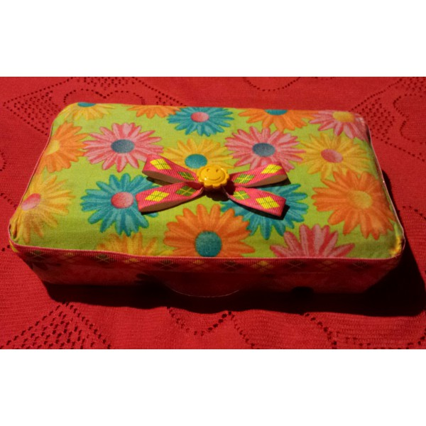 Pencil Box or Wipe Holder