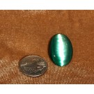 Chatoyant Green Cabochon wire wrap and pendants