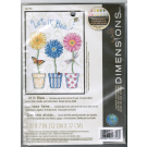 Dimensions Cross Stitch Kit, Let It Be