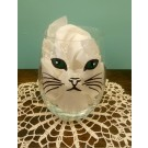 Cattitude Kitty Stemless Wine Glass