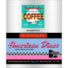 AMERICAN DINER Coffee. Free the Green Bean's Sunrise Breakfast Blend. 12oz