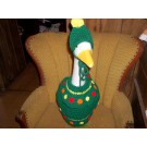 Christmas Tree Goose Geese Crochet Outfit Dress Garden Statue Lawn Goose Clothing