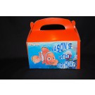 Qty 4 Finding Nemo Candy Favor Goody Boxes