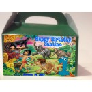 Qty 4 The Jungle Book Party Candy Favor Box Goody Box