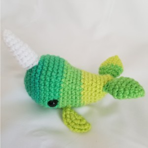 Green Narwhal