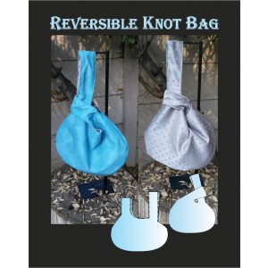 Reversible Knot Bag Sewing Pattern