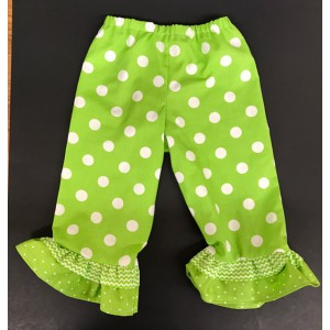 St Patrick's day toddler girl outfit, Girls ruffle pants St. Patrick's day outfit, toddler girl St. Patrick's day clothes