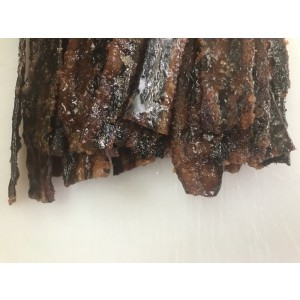 Cherrywood Smoked Candied Bacon Jerky 4 ounces