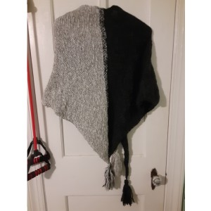 Triangular Comfort Shawl