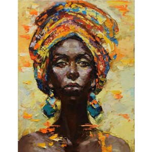 african women 5d diamond painting full round drill picture mosaic drawing diamond dots poster beauty poster on canvs 40x50cm