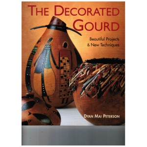Decorative Gourds Craft Book, How To Decorate A Gourd, TechniqueBooks For Gourds, Guides How To