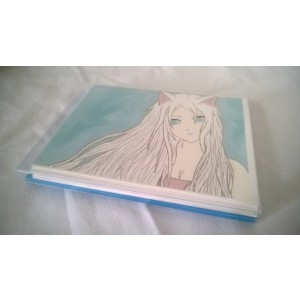 Confidence by Jessica Renner Color Japanese Style Manga Blank Notecards w/Envelopes Boxed Set of 5