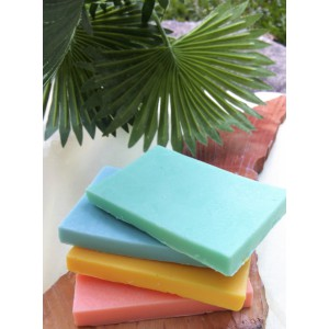 Soap samples. set of 4