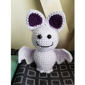 Starlight the Bat (Crochet Amigurumi Pattern)