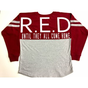 Red Friday Oversized Spirit Jersey®