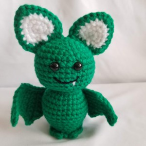 St. Patty's Day Bat